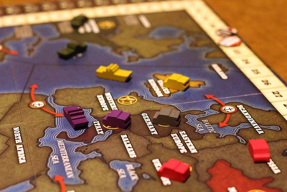 """Quartermaster General: """"Decide World War 2 by Establishing ..."""
