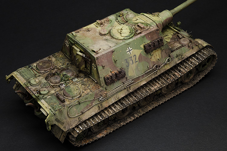 Panzerj 228 Ger Jagdtiger Sd Kfz 186 Por Joaqu 237 N Garc 237 A G 225 Zquez