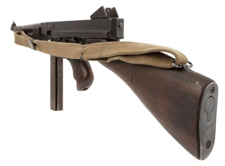 Thompson SMG: the most effective and desired firearms in the