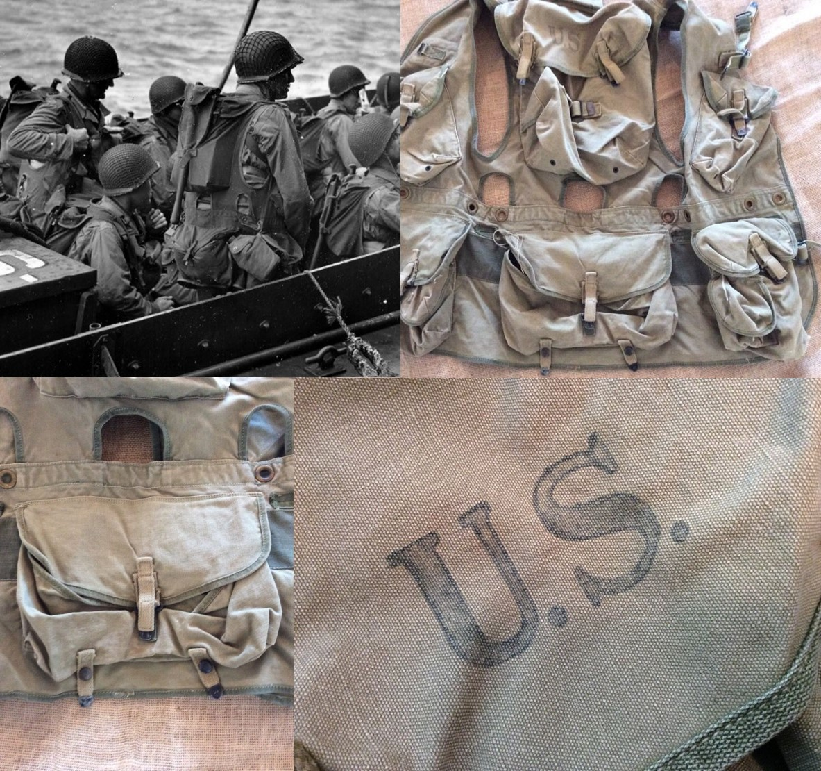 Amazing original d day 2th ranger battalion assault for Original photography for sale