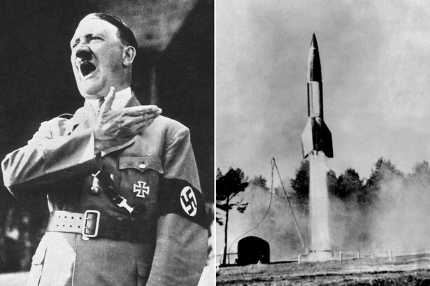 an analysis of the topic of the second world war and the role of adolf hitler The war is in what will be known as the second period  type of bomb built during world war ii that was more powerful than any built before it  adolf hitler.