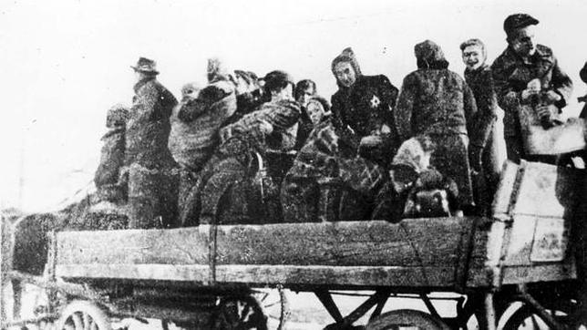 Los campos de la muerte con los que los nazis ejecutaron