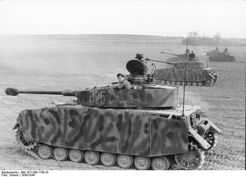 30 facts about the panzer iv tank the most enduring german tank in world war ii. Black Bedroom Furniture Sets. Home Design Ideas