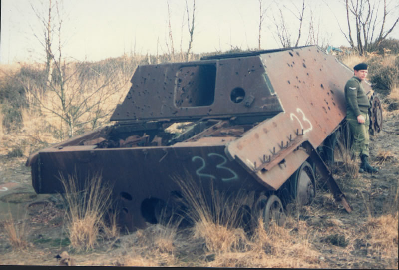 Fantastic Recovery Amp Restoration Of Jagdpanthers In 28