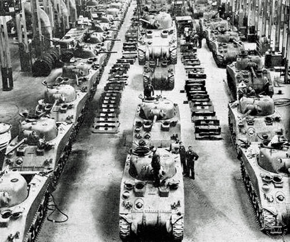 26 Key Facts About Tank Production In Wwii The Best