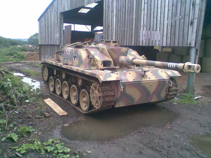Military Tanks For Sale >> For Sale Replica Ww2 German Tanks And Armoured Cars Reenactors Dream