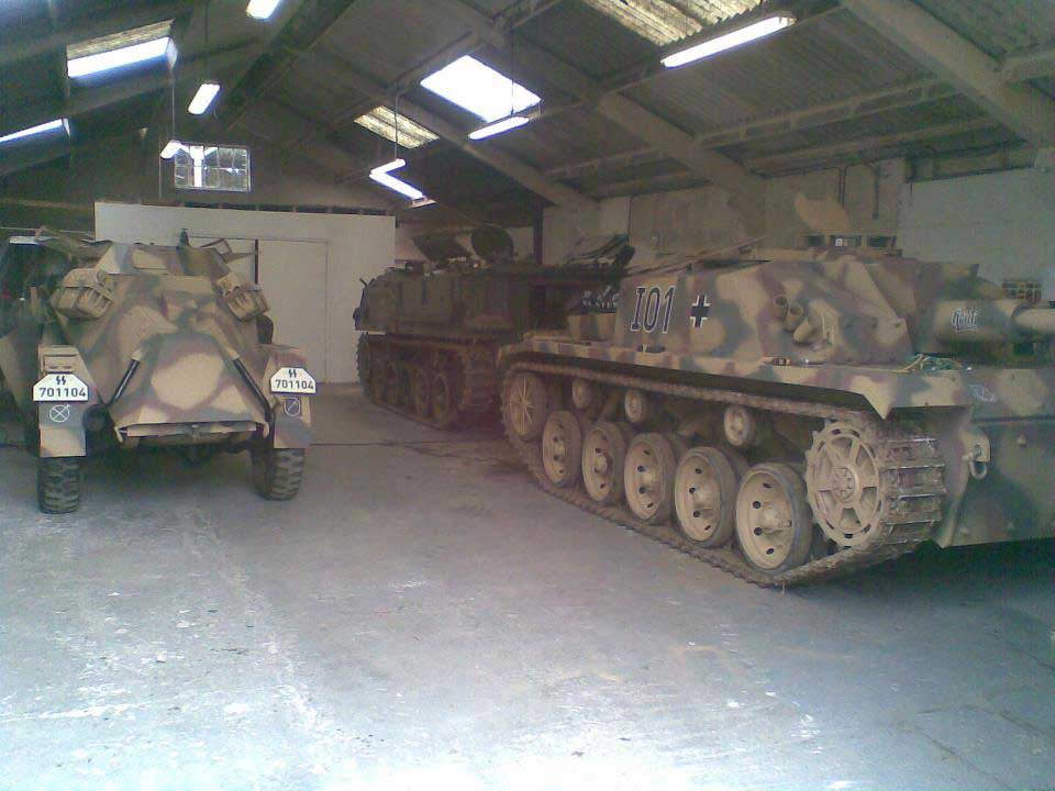 Armoured Vehicles For Sale >> For sale: Replica WW2 German Tanks and Armoured Cars. Reenactors Dream!