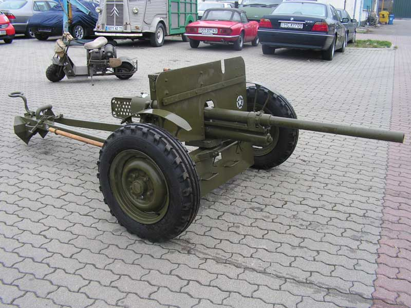 For sale: Replica US 37mm, the Workhorse American Anti Tank