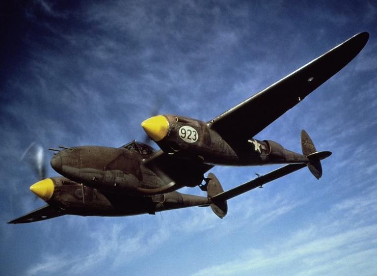 P 38m Lightning