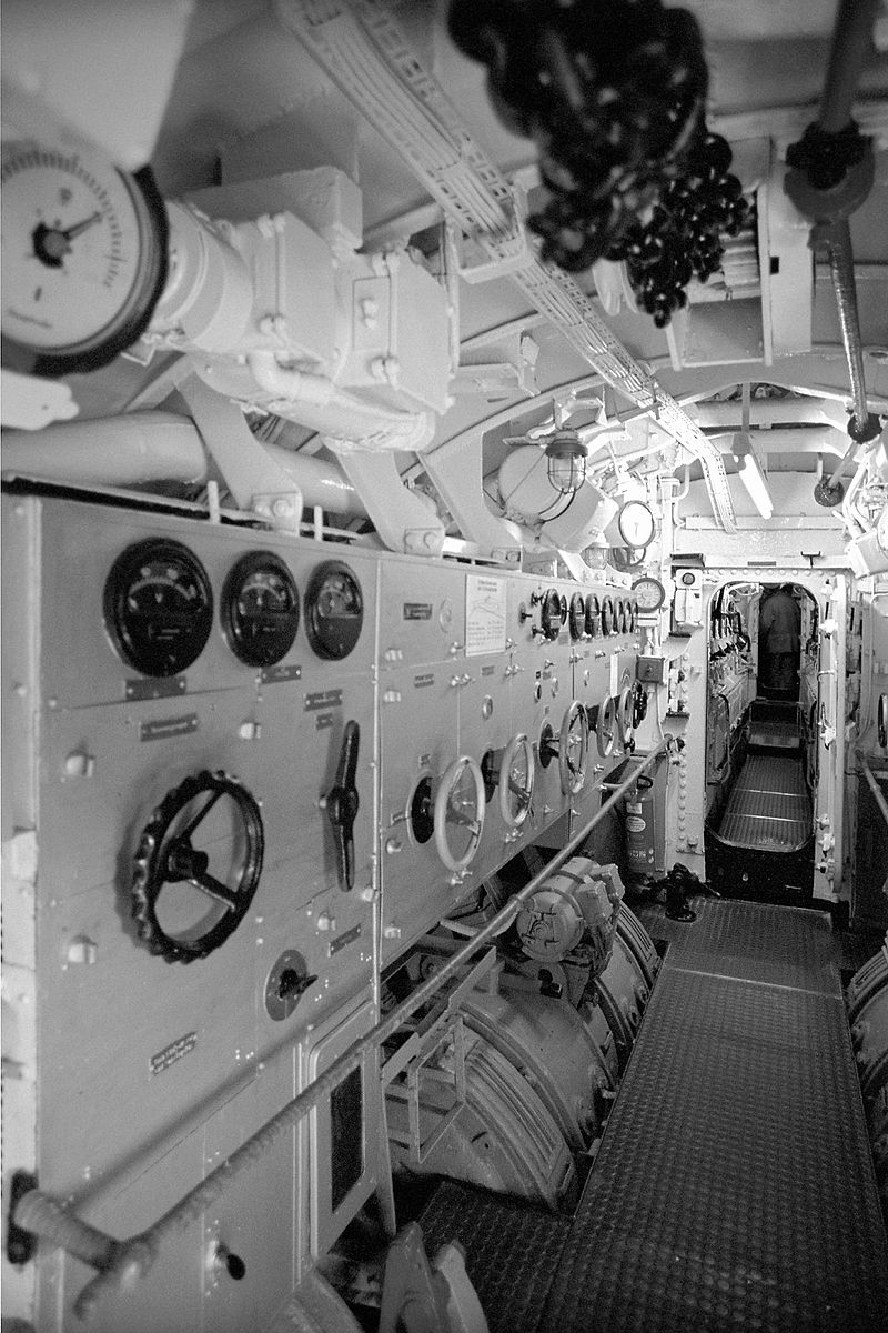 Big Ships Engine Rooms: An Incredible Story: Sunk By A Toilet!