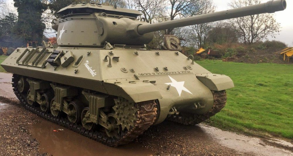 For sale: Powerfull 90mm GMC 1944 M36 'Jackson' Tank Destroyer