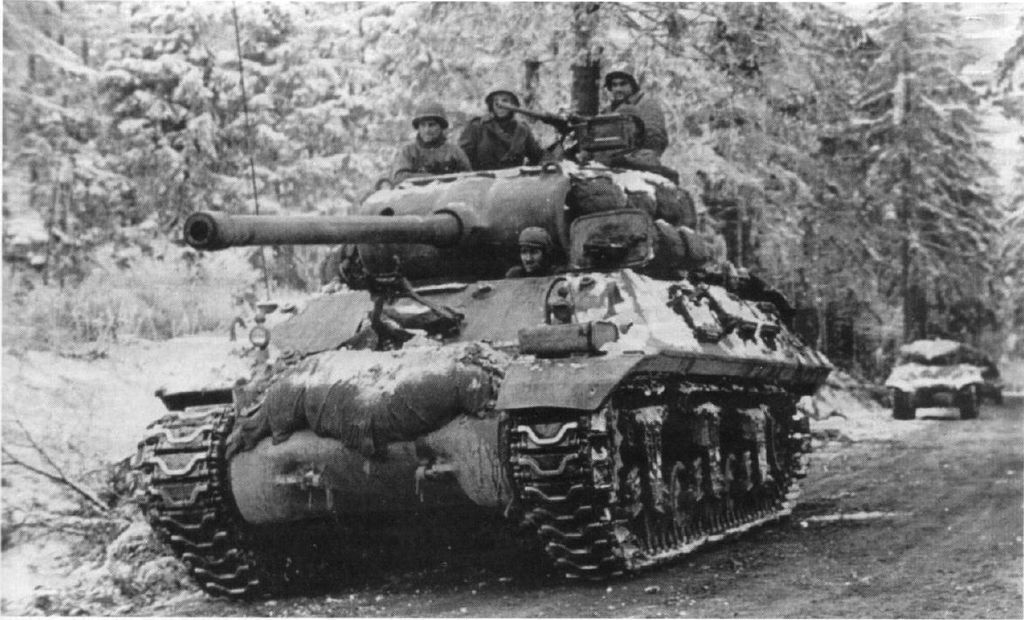 Image result for ww2 us m36 tank destroyer