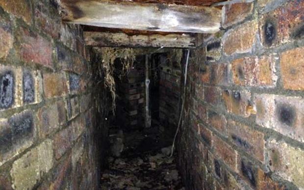 Secret British Bunker Of Wwii Used For Guerrilla Warfare