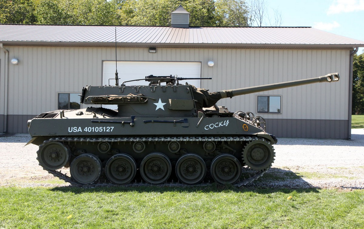 M18 Hellcat For Sale >> For Sale Extremely Deadly 1944 M18 Hellcat Tank Destroyer