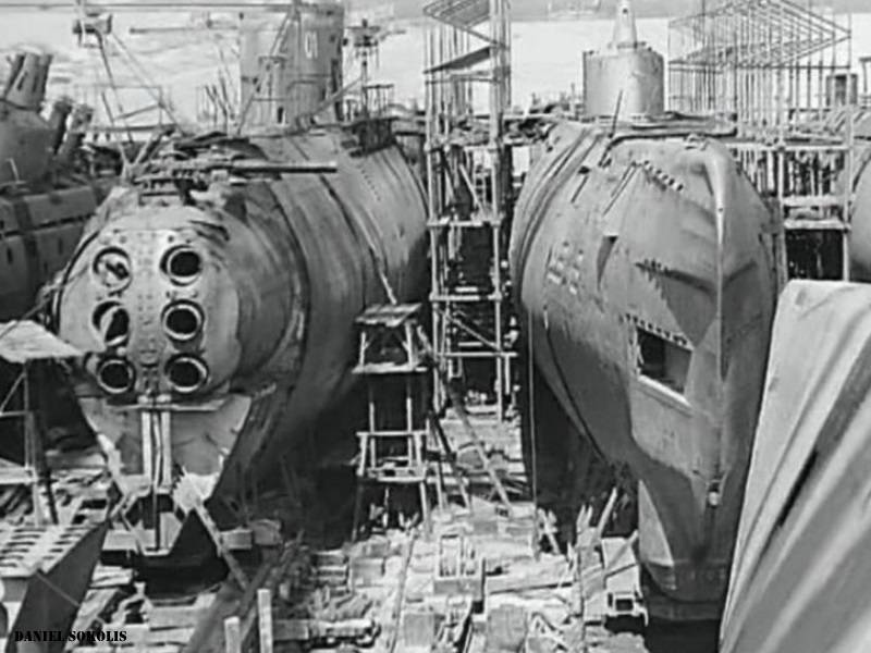 Shipyards That Shared The Fate Of The German U Boats In 13