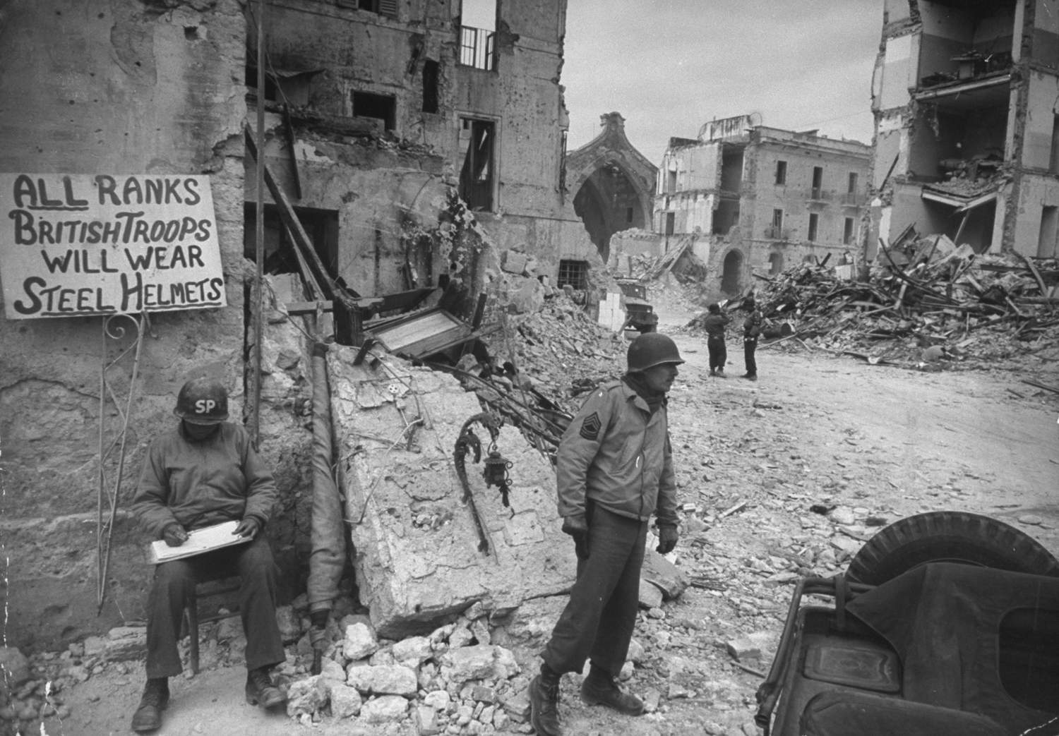 italy in world war ii Introduction world war ii was the mightiest struggle humankind has ever seen it killed more people, cost more money, damaged more property, affected more people, and caused more far-reaching changes in nearly every country than any other war in history.