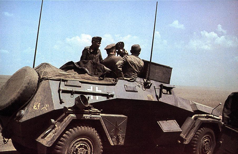 Re-enactors Dream! Great Replica WW2 German Sd Kfz  247
