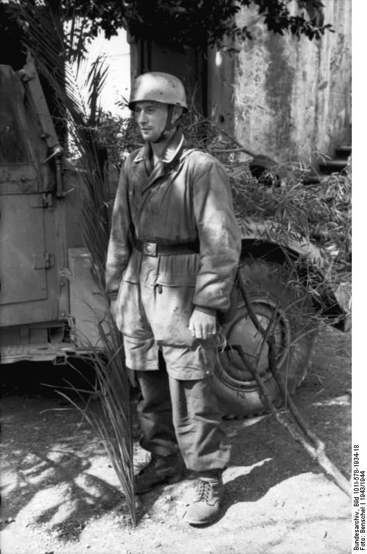 30 Images of Fallschirmjäger in Italy, Some May Be New for ...