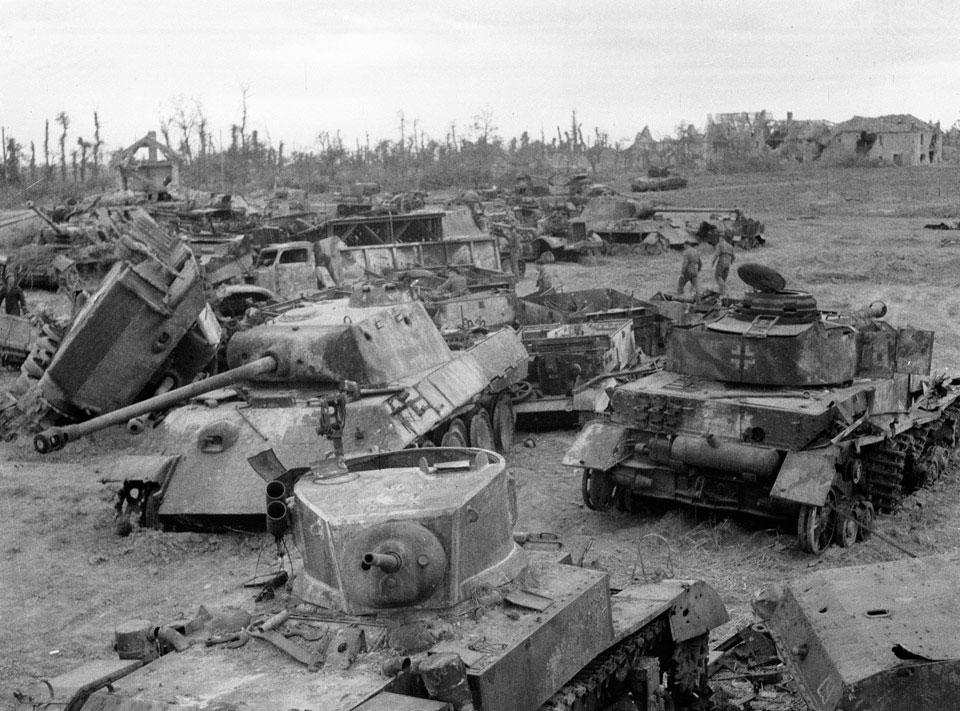 World War II Brief Facts Eastern Front