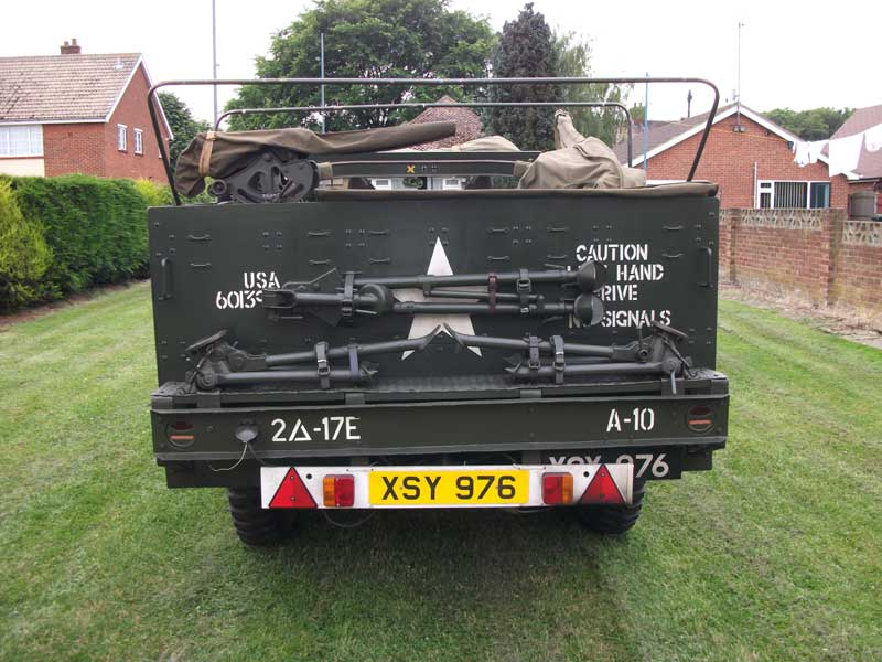 The oldest M3A1 Scout Car known to exist offered for sale, only £45,000