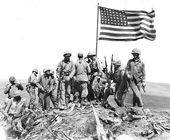 raising of the flag on iwo jima essay Essay contest - main 2017  iwo jima flag raising on mount  at that time we didn't think of the significance of the flag raising but they've told me that they.