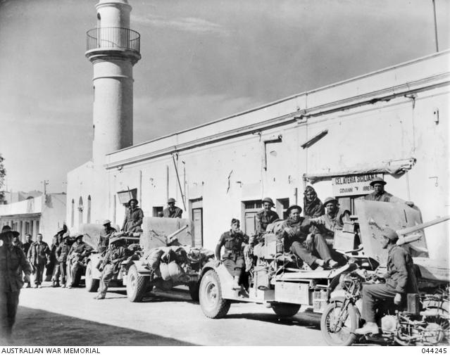 Resultado de imagen de Tobruk 1941