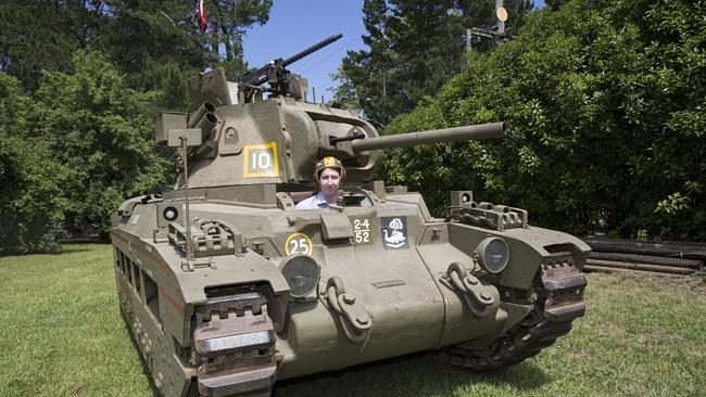 Army Tanks For Sale >> Restored Australian Matilda Tanks (7 photos)