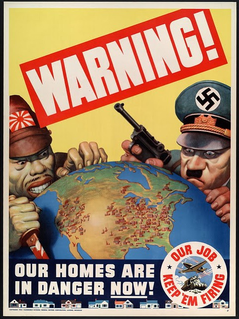 Hot vintage world war 2 posters