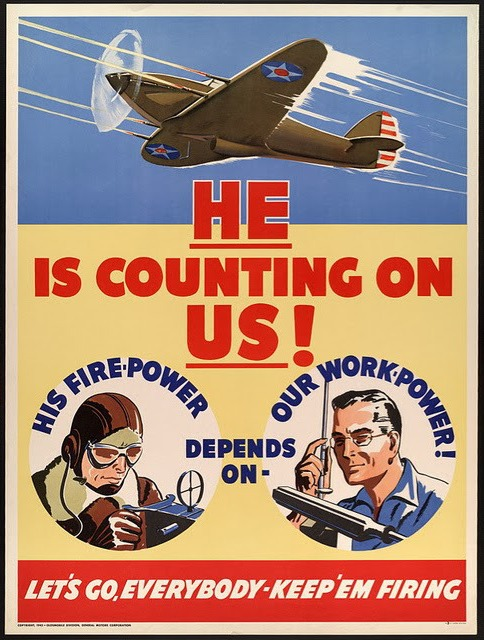 propaganda during world war ii During active american involvement in world war ii (1941-45), propaganda was used to increase support for the war and commitment to an allied victory using a vast array of media, propagandists fomented hatred for the enemy and support for america's allies, urged greater public effort for war.