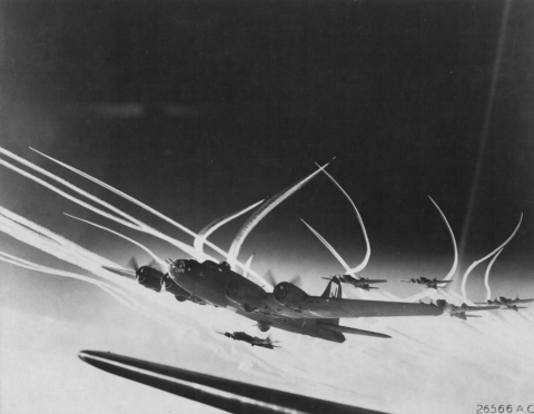 Facts And History Of The B 17 Flying Fortress In 46