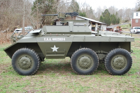 for sale original 1943 ford m20 armored command car wwii us army for just us 36 or more. Black Bedroom Furniture Sets. Home Design Ideas