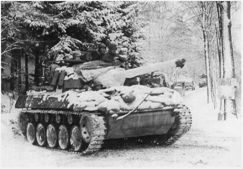 For sale: Extremely Deadly 1944 M18 'Hellcat' Tank Destroyer