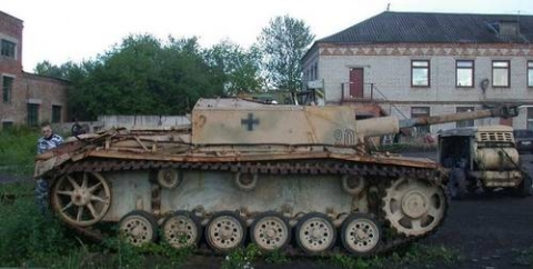 For sale: German StuG III Ausf. F - The first real up ...