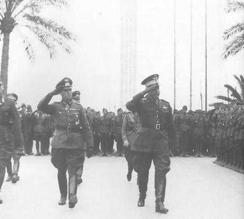 was erwin rommels command style beneficial Rommel's legacy i  erwin rommel was appointed commander in chief of german troops in libya  and command exercised on both sides by prewar professionals, .